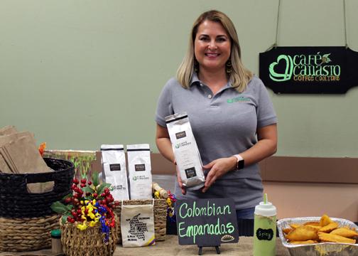 TSTC Alum JohannaLozao CafeCanasto 72dpi - TSTC alum brews her way to success
