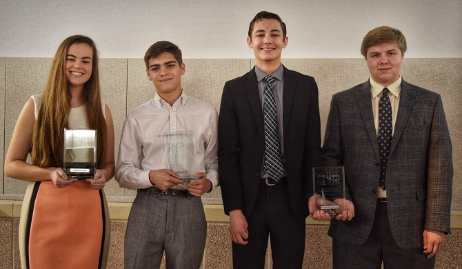 Feb. 27 2019 Waco science fair winners 1 - Midway, Live Oak Students Win Top Prizes at Science and Engineering Fair at TSTC
