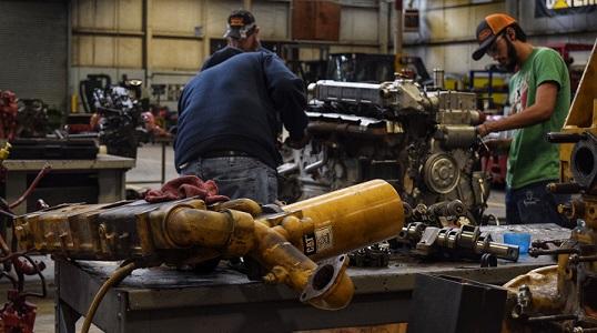 Waco DET Feb. 23 2019 2 - TSTC Diesel Equipment Technology Grads in Demand