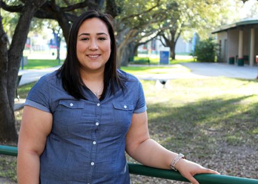 LizettGarzaStudentProfile 72dpi - Student Success Profile - Lizett Garza