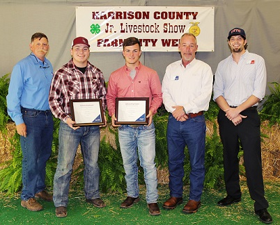 TSTC Awards Farm City Week Scholarships