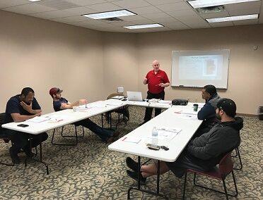 Marshall workforce training