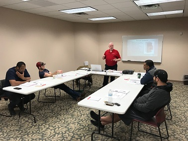 Marshall Westlake Chemical workforce training March 15 2019 2 - Longview Companies Utilize TSTC Training