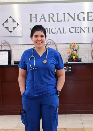 TSTC NuseAlum AmberVega 72dpi - TSTC nursing alum finds career success with two-year degree