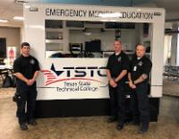 firefighters - Brownwood Firefighters Further Education in TSTC EMS Program