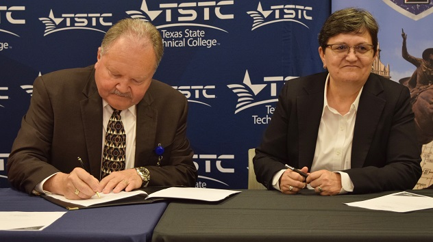 TSTC and Texas Tech Sign Academic Agreement