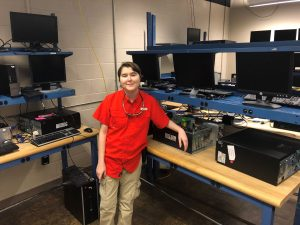 IMG 1322L 300x225 - TSTC Student Overcomes Health Issues to Compete at SkillsUSA Nationals