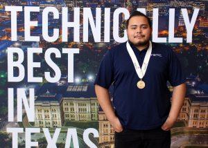 SkillsUSA ReneEscobar 2 300x214 - TSTC diesel student earns spot at SkillsUSA national competition