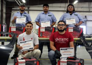 TSTCAutoCollision Toolkits 72dpi 300x214 - TSTC auto collision students receive tool kits