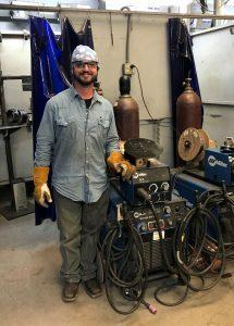 welding instL 215x300 - Breckenridge Native Named New TSTC Welding Instructor