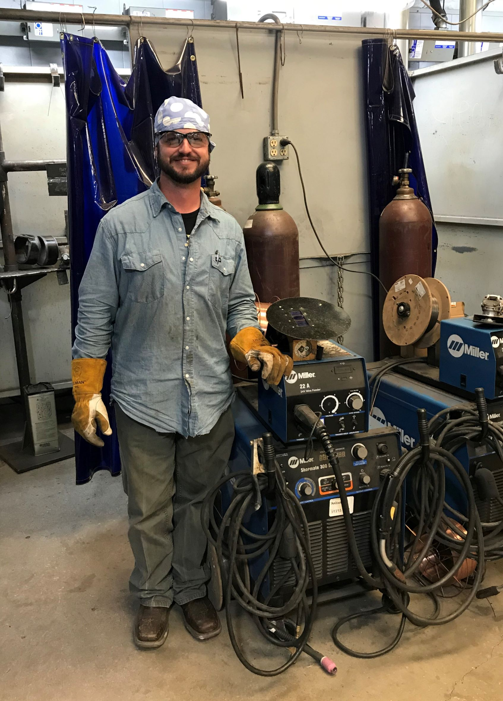 Breckenridge Native Named New TSTC Welding Instructor