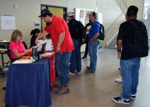 TSTC Registration Rally 300x214 - TSTC hosts a summer of registration rallies
