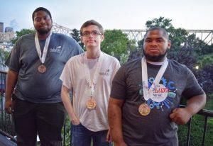 2 July 2019 Waco SkillsUSA medalists edited 300x206 - TSTC Wins Six Medals at National SkillsUSA Conference