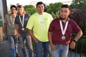 28 june 2019 Waco SkillsUSA TeamWorks edited 300x200 - TSTC Wins Six Medals at National SkillsUSA Conference