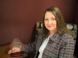 debbie 2M 300x224 - TSTC Associate Provost Recognized With Service Award
