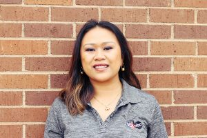 ktxs edited 300x200 - TSTC Alumna Finds Dream Career at Local News Station