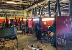 welding 2L 300x209 - TSTC Welding Program Meets Industry Need