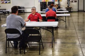 North Texas interview practicum edited 2 Sept. 25 2019 300x199 - TSTC Career Services Hosts Mock Interview Sessions for Students