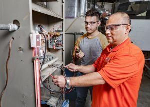 TSTC HVAC Technology 300x214 - TSTC HVAC Technology creates cool careers in a hot job market