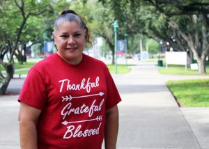 TSTC NeldaChavez HelpingHandsRecipient 300x214 - TSTC gives student spark of hope during dark time