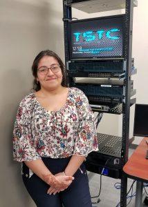 TSTCCyberSecurity RositYoussef 214x300 - TSTC Cybersecurity student breaks barriers to find success