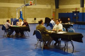 Waco fall interview practicum Oct. 3 2019 300x198 - TSTC Hosts Mock Interview Sessions for Students