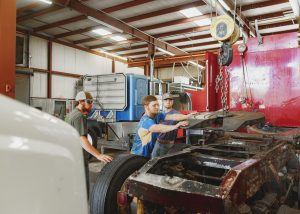 Fort Bend County Diesel Equipment Technology