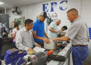 TSTC ElectricalPowerControls 300x214 - TSTC provides electrifying career opportunities