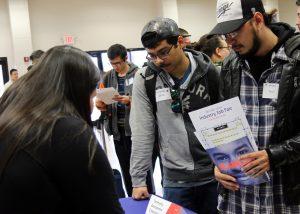 TSTC IndustryJobFair FA19 300x214 - Industry Job Fair gets TSTC students hired