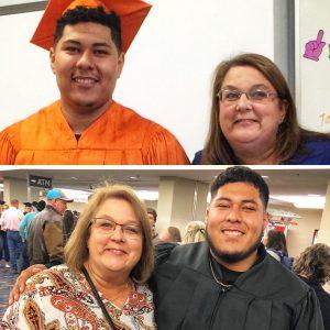 13 Dec. 2019 Teague graduate Waco Fall 2019 Commencement 300x300 - Teacher Watches Former Student Graduate at TSTC