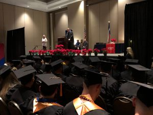 North Texas Commencement