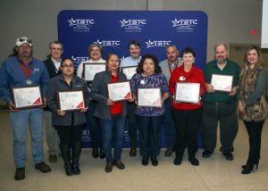 TSTC 2019CEA Recipients 72dpi 300x214 - TSTC Chancellor honors excellence award recipients