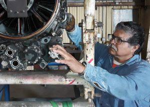 TSTC AircraftAlum AdanChavez 1 300x214 - TSTC alum finds second chance at TSTC