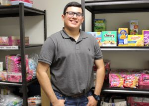 TSTC FoodPantry RubenRodriguez 72dpi 300x214 - Spirit of Giving: TSTC's food pantry benefits students
