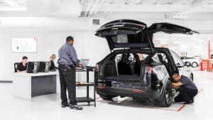 Waco Automotive Technology Tesla