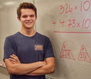 31 Jan. 2020 Waco Brandon Hazlett tutor edited 300x262 - TSTC Student Encourages Class Tutoring
