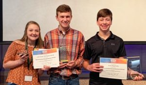 20 Feb. 2020 Waco science fair photo edited 300x175 - Area Students Win Top Prizes at Science and Engineering Fair Held at TSTC