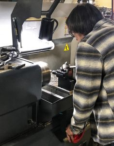 East Williamson County Precision Machining Technology