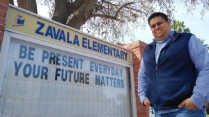 Harlingen Angel Flores 300x169 - TSTC grad continues family's education tradition