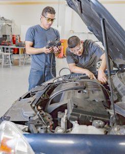 Harlingen Automotive Tech 245x300 - Automotive students get taste of life in field