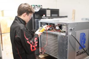 Harlingen HVAC 1 300x200 - TSTC HVAC Graduates in Harlingen to Experience Smart Technology in the Workplace