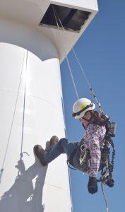 Harlingen Wind Energy 177x300 - Zoerner sees opportunities for wind energy students
