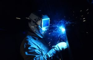 Marshall Welding Student edited 300x195 - Safety a Top Priority in TSTC Welding Technology Program in Waco