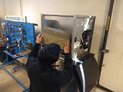 East Williamson County HVAC Technology