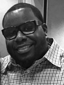 Marshall DAngelo Thomas IS black and white April 27 2020 - TSTC Student Motivated by Career Change