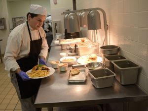 culinary arts 2 300x224 - TSTC Culinary Arts students meet the challenge of  virtual cooking classes
