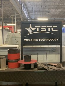 Welding Photo 225x300 - TSTC welding alum shares expertise with students