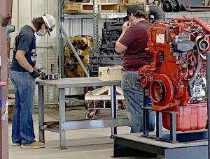 diesel tech 300x228 - TSTC Diesel Equipment Technology instructors preparing for enrollment surge