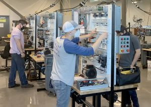 industrial systems 3A 300x212 - Industrial Systems program offers a diversity of classes for TSTC students