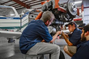 Aviation Maintennace file photo resized 300x200 - TSTC Aviation Maintenance Graduates Ready to Fill Job Openings